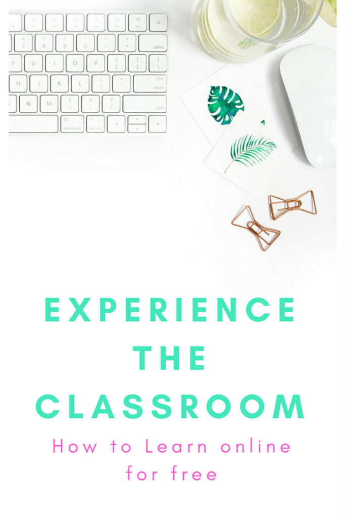 Classroom online learning free