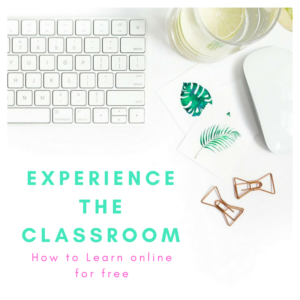 classroom free learning education college