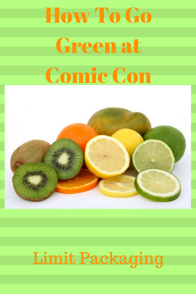Save money at cons