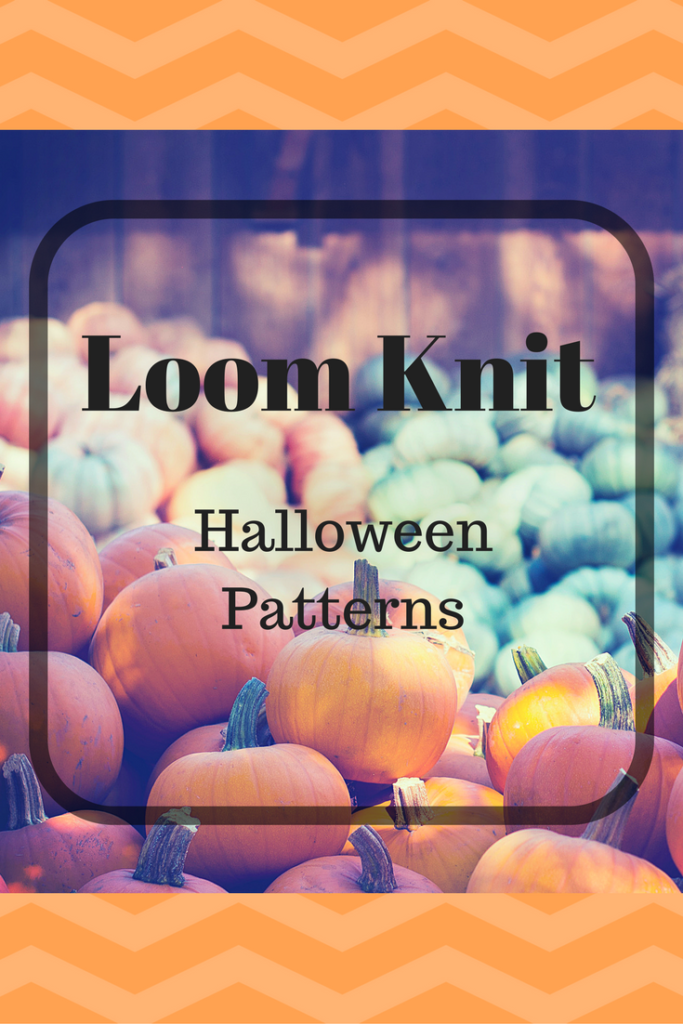 Halloween, fall, loom knit, knitting, round up