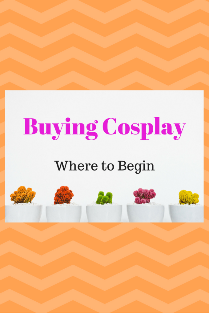 How to Buy Cosplay, buying cosplay